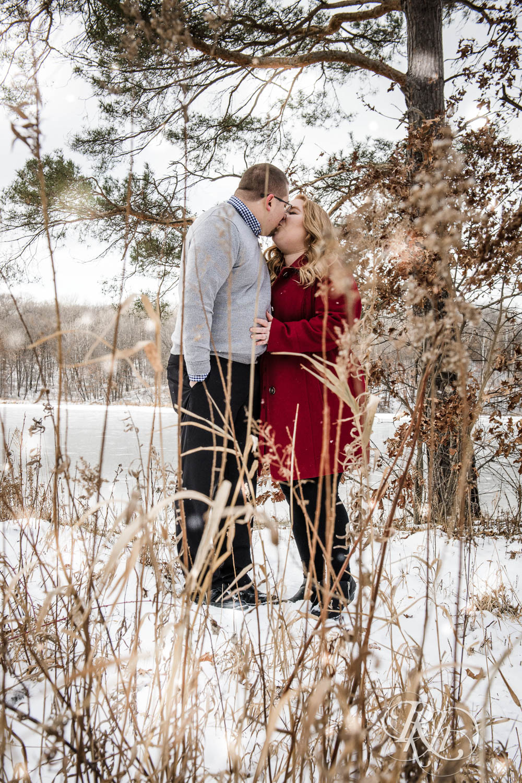 Cameron & Jesse - Minnesota Engagement Photography - Lebanon Hills Regional Park - RKH Images (4 of 7).jpg