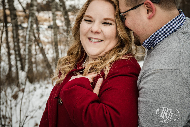 Cameron & Jesse - Minnesota Engagement Photography - Lebanon Hills Regional Park - RKH Images (5 of 7).jpg