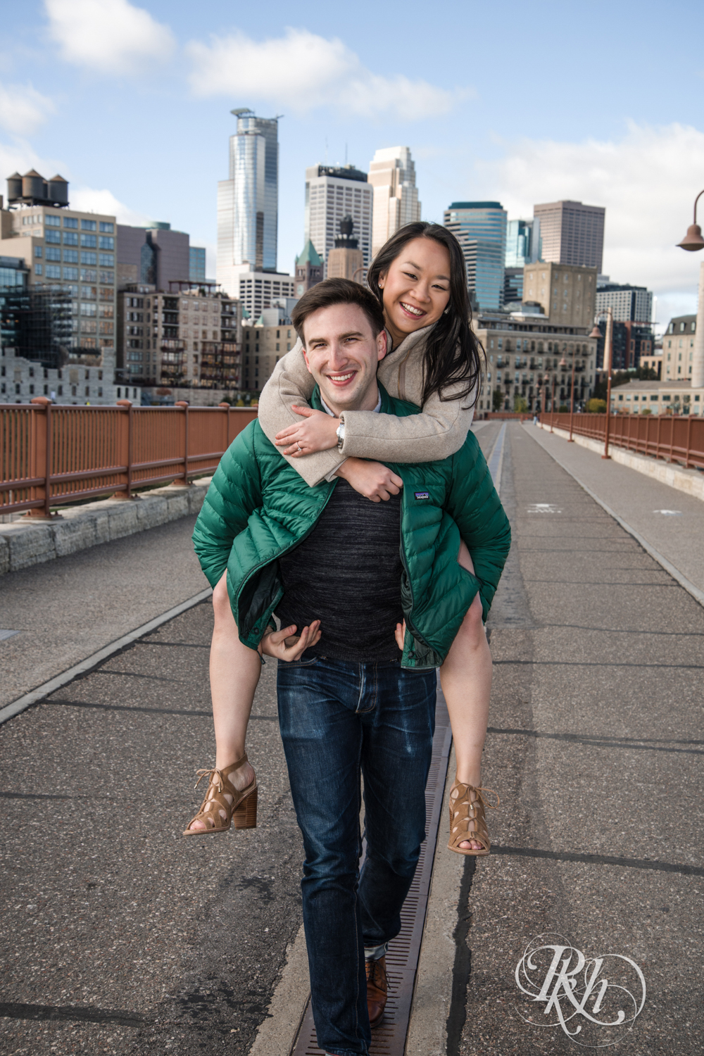 Courtney and Nick - Minnesota Engagement Photography - Stone Arch Bride - RKH Images (6 of 14).jpg