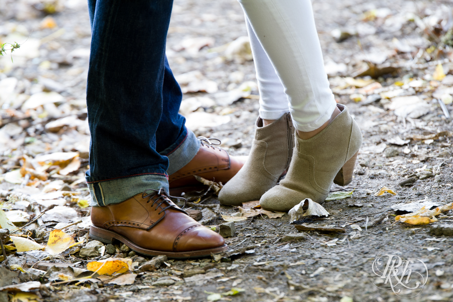 Courtney and Nick - Minnesota Engagement Photography - Stone Arch Bride - RKH Images (11 of 14).jpg