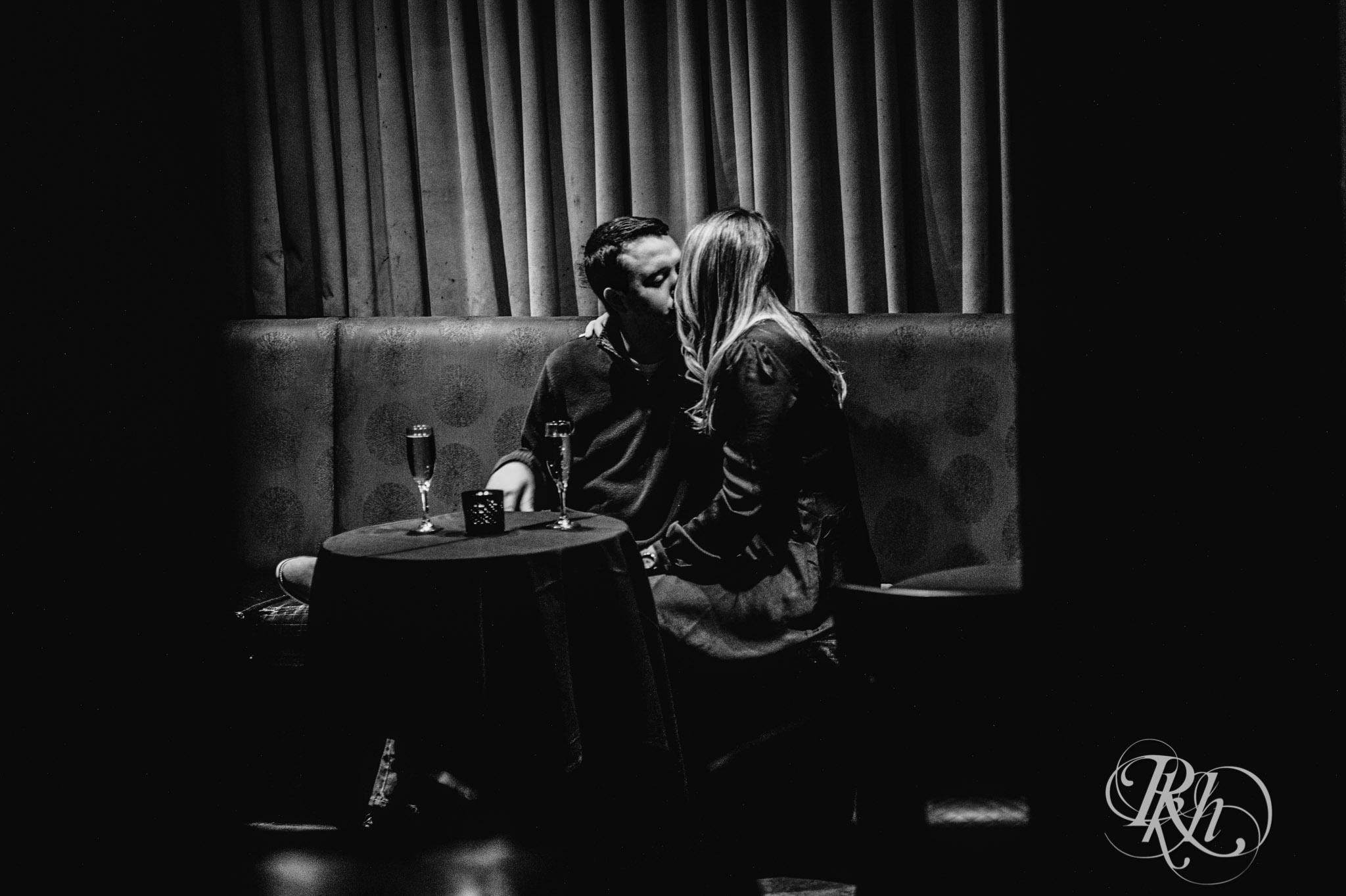 Libby & Ian - Minneapolis Engagement Photography - Honey Lounge - RKH Images (15 of 26).jpg