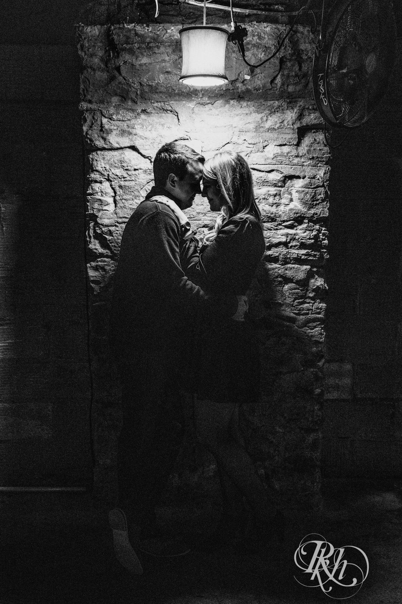 Libby & Ian - Minneapolis Engagement Photography - Honey Lounge - RKH Images (20 of 26).jpg