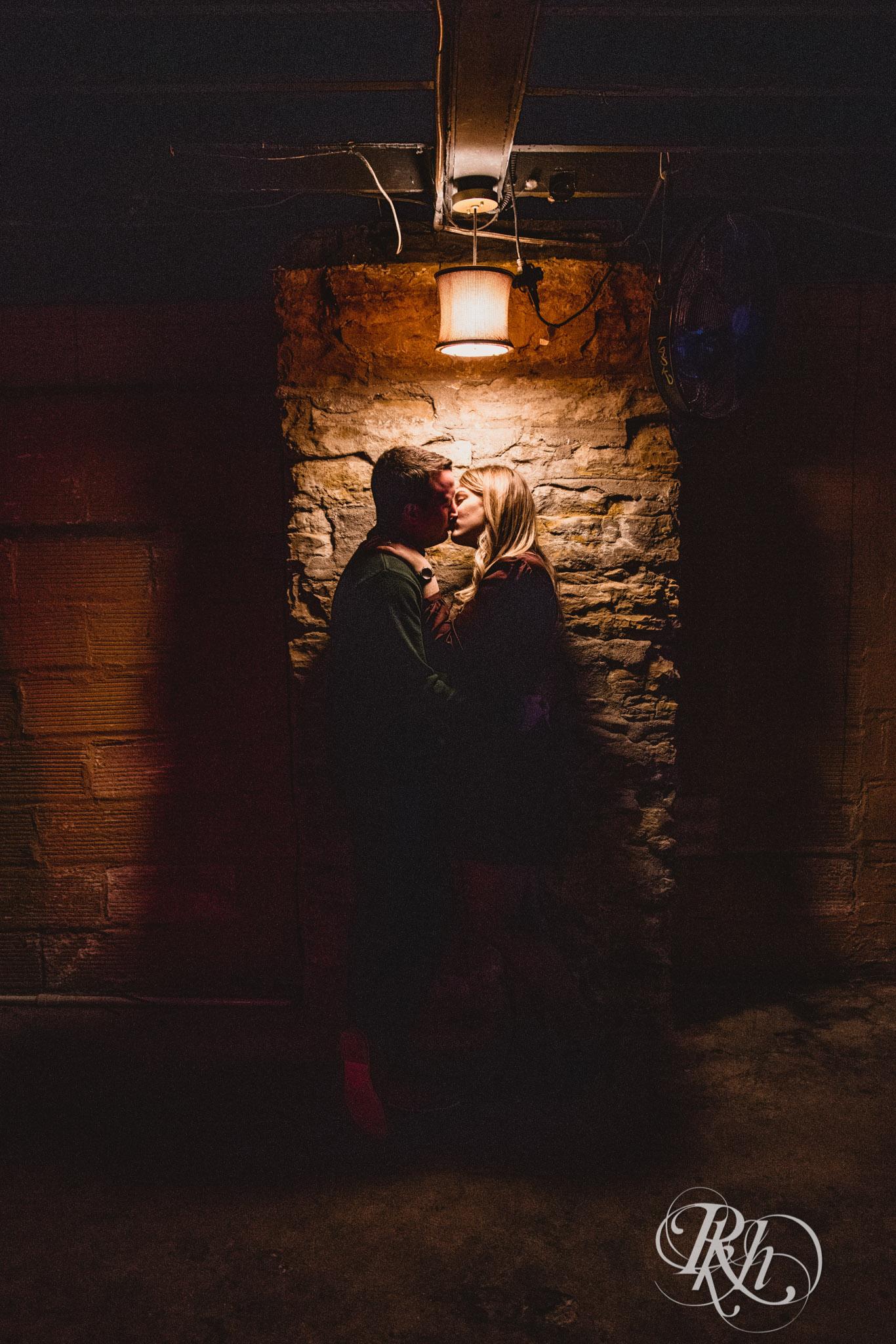 Libby & Ian - Minneapolis Engagement Photography - Honey Lounge - RKH Images (22 of 26).jpg