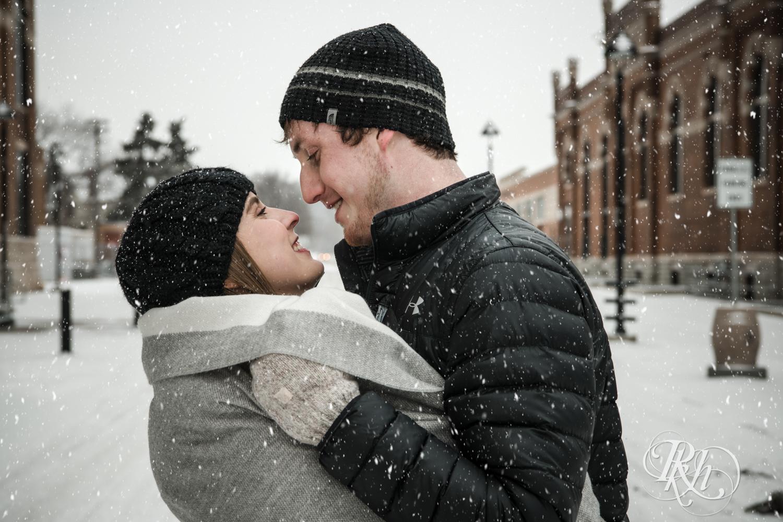 Makayla & Drew - Minnesota Winter Engagement Photography - St. Paul - RKH Images - Blog (16 of 18).jpg