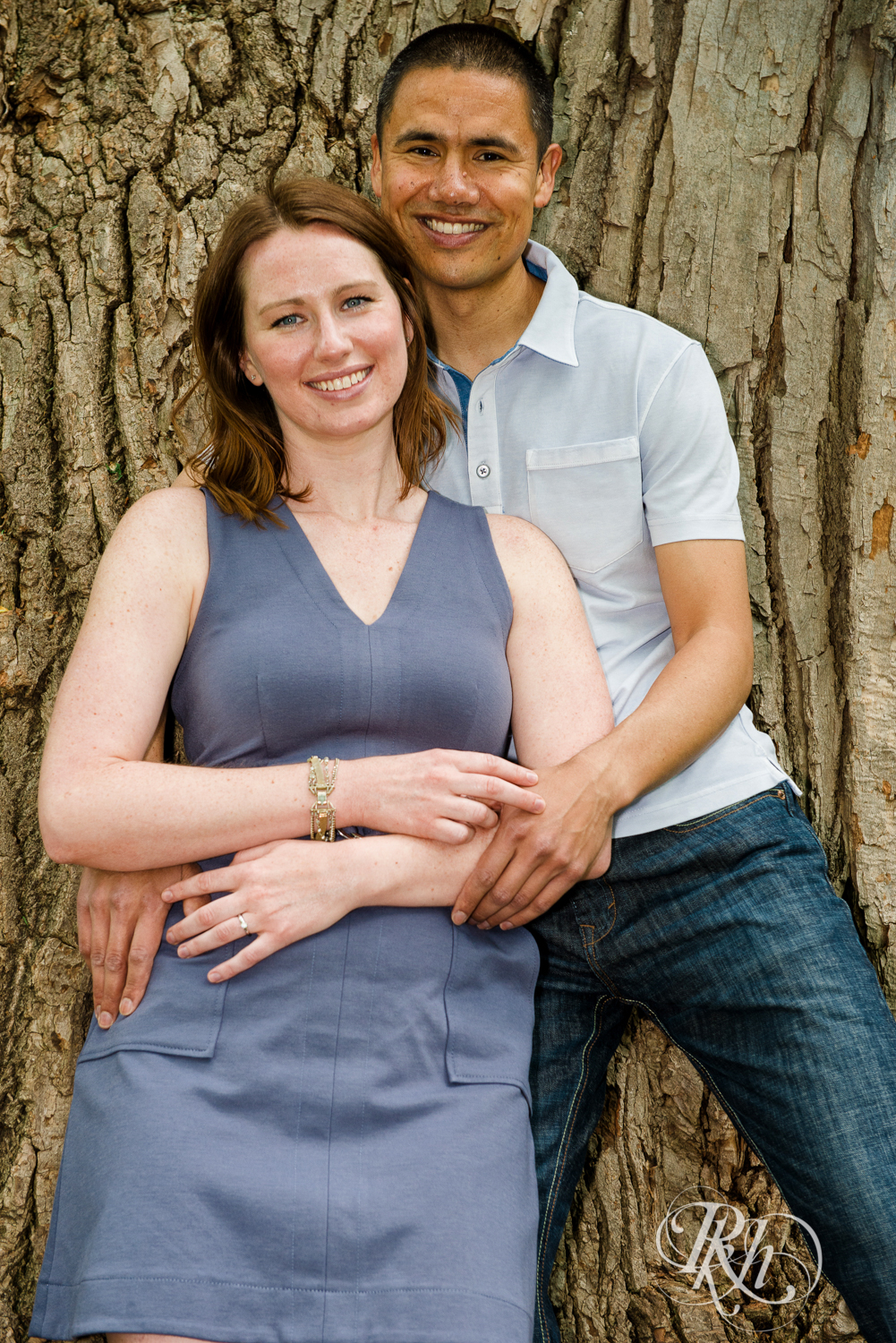 Tess and Eric - Lyndale Rose Garden - Minnesota Engagement Photography - RKH Images  (2 of 12).jpg
