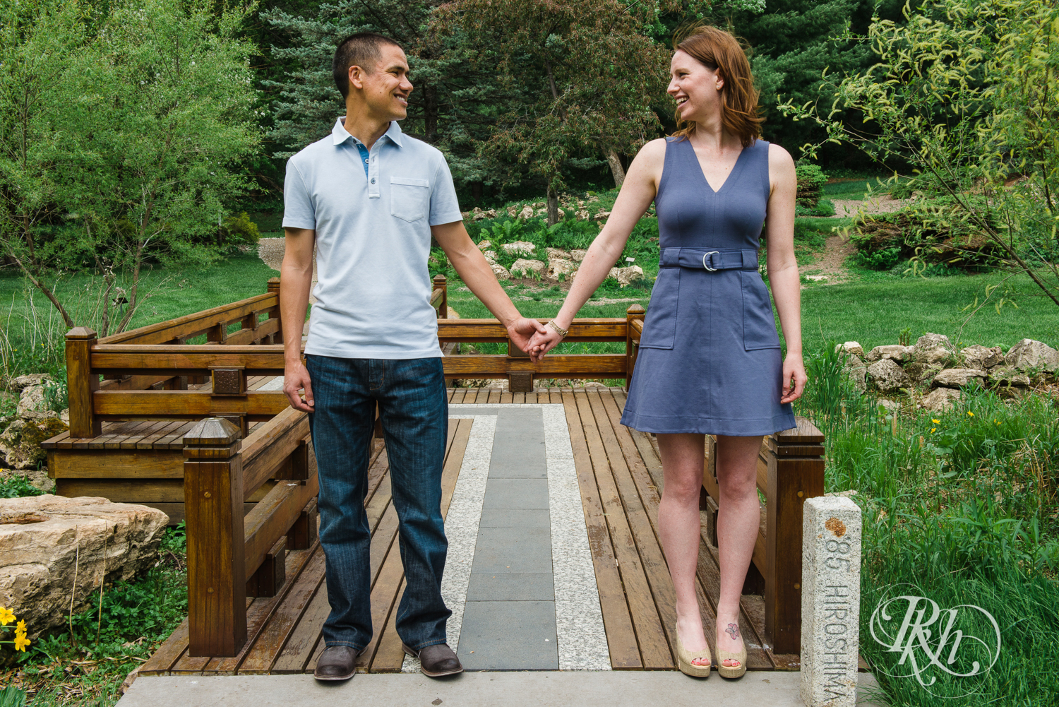 Tess and Eric - Lyndale Rose Garden - Minnesota Engagement Photography - RKH Images  (8 of 12).jpg