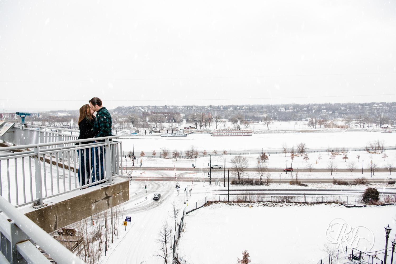 Erin and Tim - Minnesota Engagement Photography - Saint Paul Winter Carnival - RKH Images - Blog (2 of 14).jpg