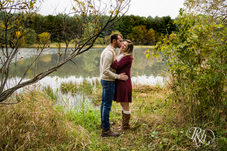 Bri & Wyatt - Minnesota Engagement Photography - Lebanon Hills Regional Park - RKH Images  (11 of 14).jpg