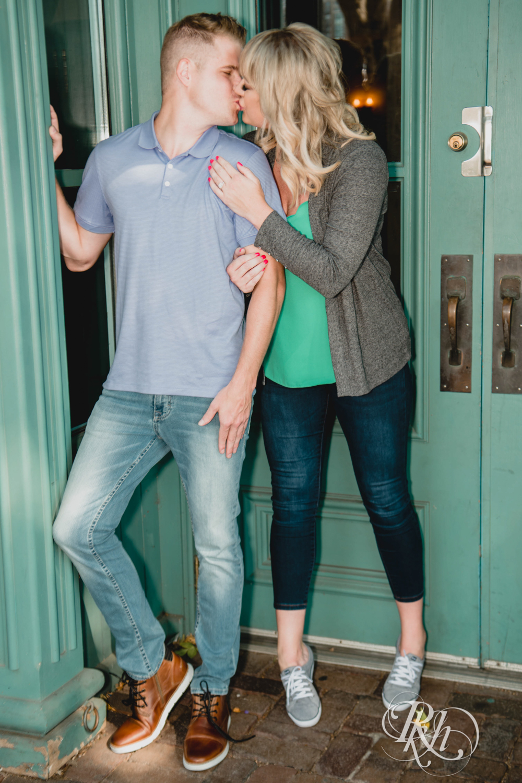 Katie & Brandon - Minnesota Engagement Photography - St. Anthony Main - RKH Images - Blog  (3 of 12).jpg