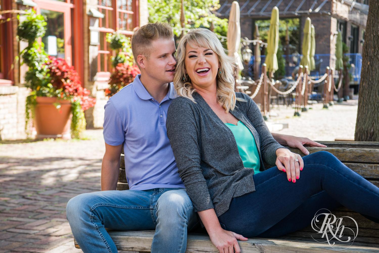 Katie & Brandon - Minnesota Engagement Photography - St. Anthony Main - RKH Images - Blog  (4 of 12).jpg