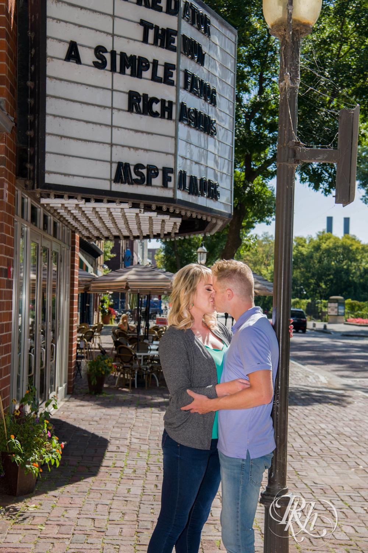 Katie & Brandon - Minnesota Engagement Photography - St. Anthony Main - RKH Images - Blog  (5 of 12).jpg