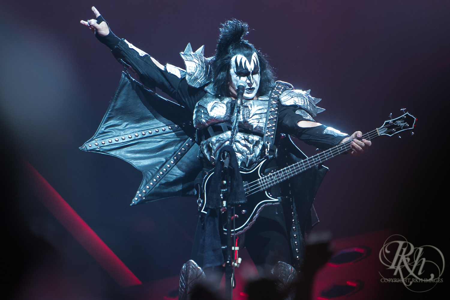 Kiss - End of the Road Tour - Target Center - Minneapolis - Concert Photography - RKH Images  (5 of 12).jpg