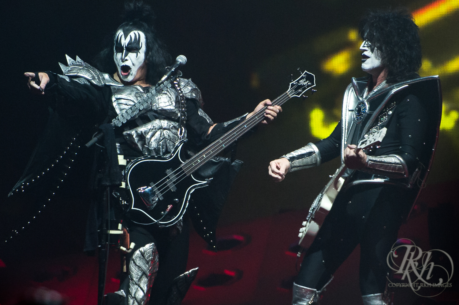 Kiss - End of the Road Tour - Target Center - Minneapolis - Concert Photography - RKH Images  (6 of 12).jpg
