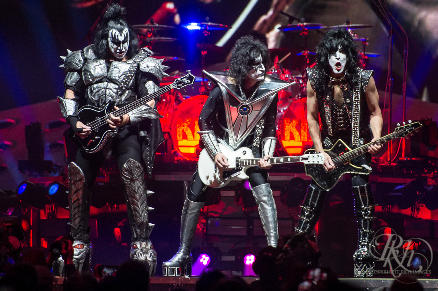 Kiss - End of the Road Tour - Target Center - Minneapolis - Concert Photography - RKH Images  (7 of 12).jpg