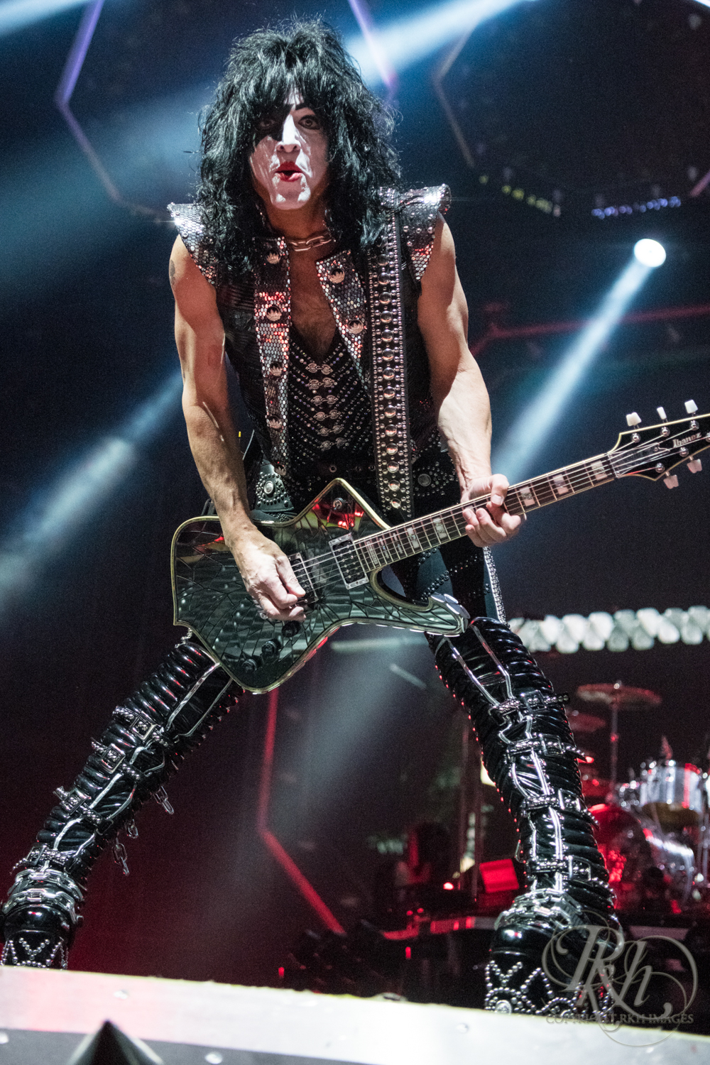 Kiss - End of the Road Tour - Target Center - Minneapolis - Concert Photography - RKH Images  (8 of 12).jpg