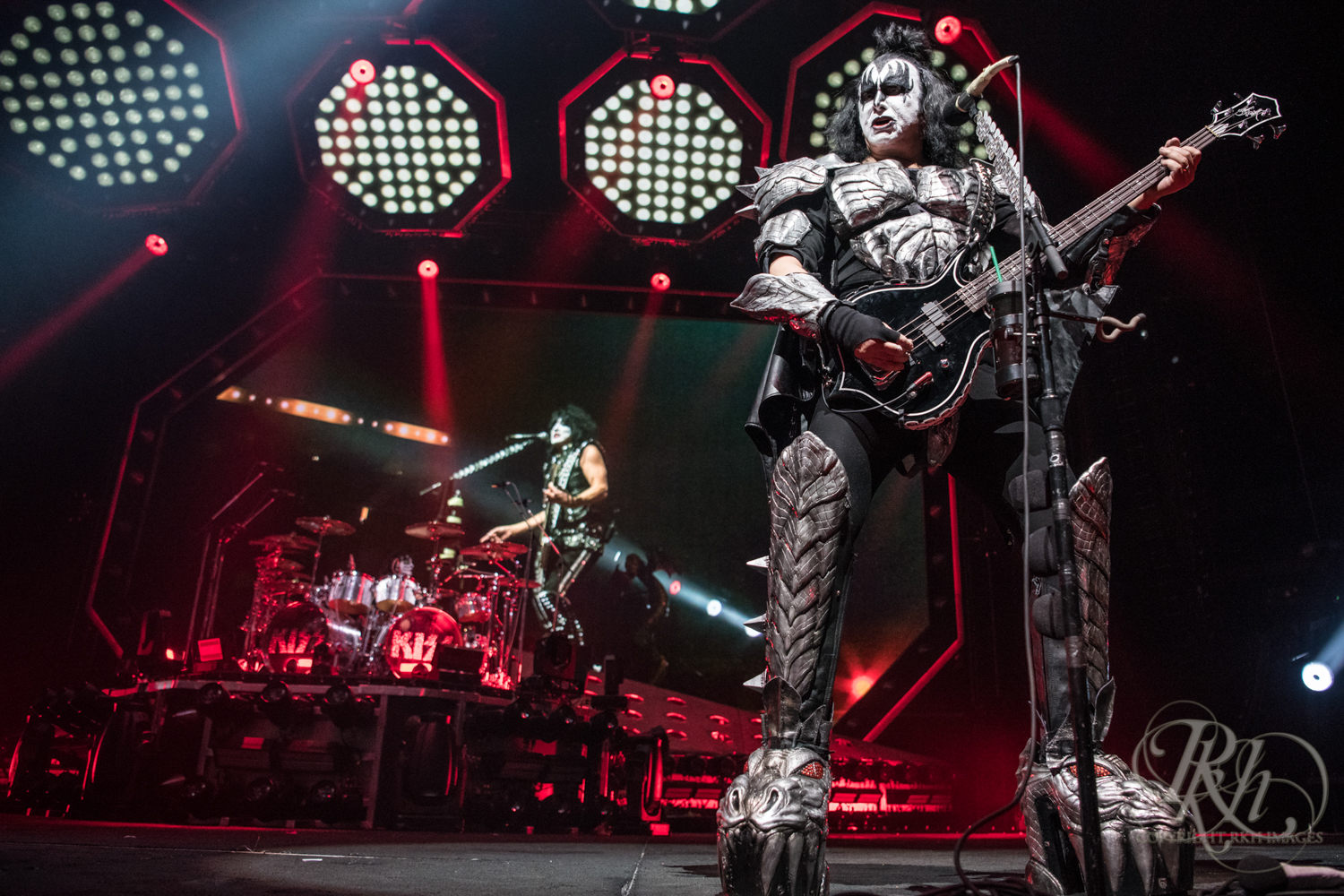 Kiss - End of the Road Tour - Target Center - Minneapolis - Concert Photography - RKH Images  (9 of 12).jpg