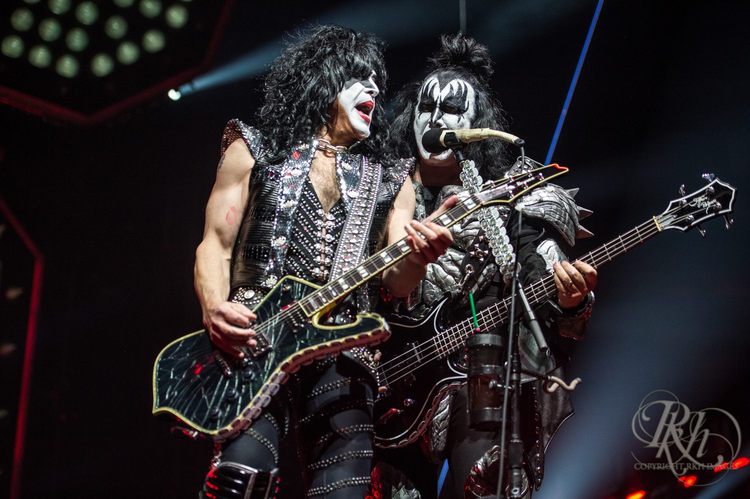 Kiss - End of the Road Tour - Target Center - Minneapolis - Concert Photography - RKH Images  (10 of 12).jpg