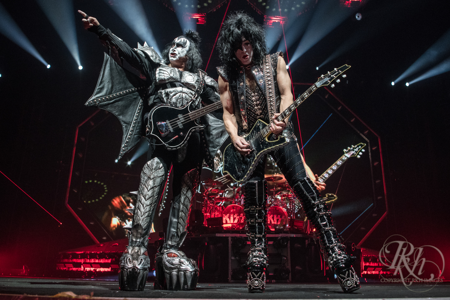 Kiss - End of the Road Tour - Target Center - Minneapolis - Concert Photography - RKH Images  (12 of 12).jpg