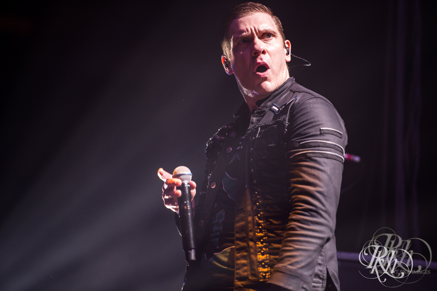 Shinedown - Minnesota Concert Photography - Target Center - Minneapolis - RKH Images (17 of 19).jpg
