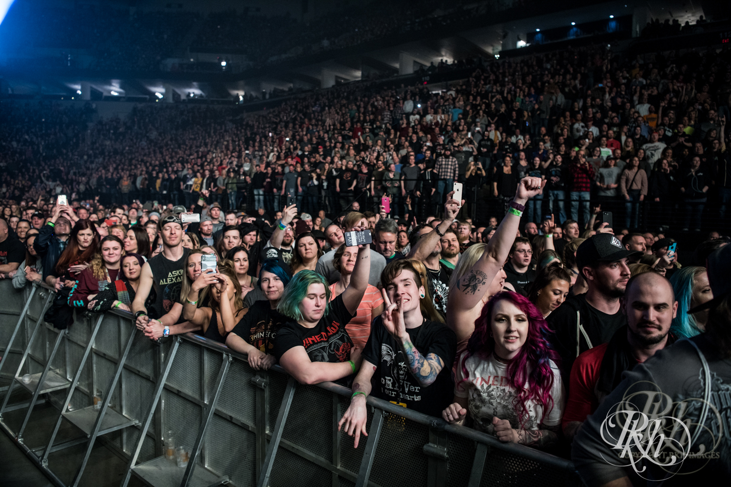 Shinedown - Minnesota Concert Photography - Target Center - Minneapolis - RKH Images (16 of 19).jpg
