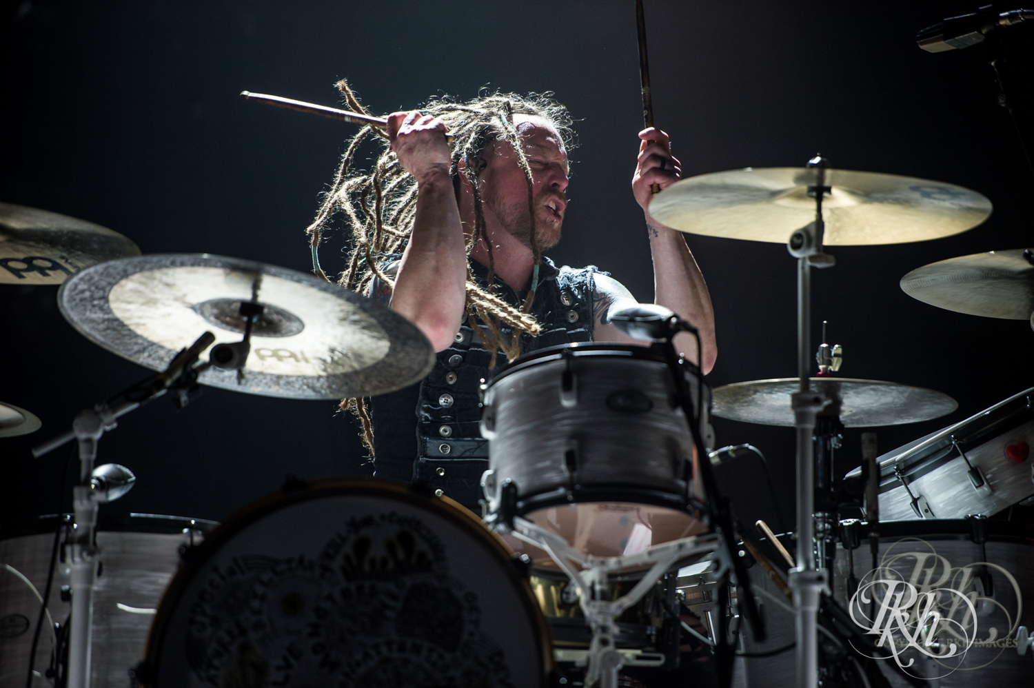 Shinedown - Minnesota Concert Photography - Target Center - Minneapolis - RKH Images (18 of 19).jpg