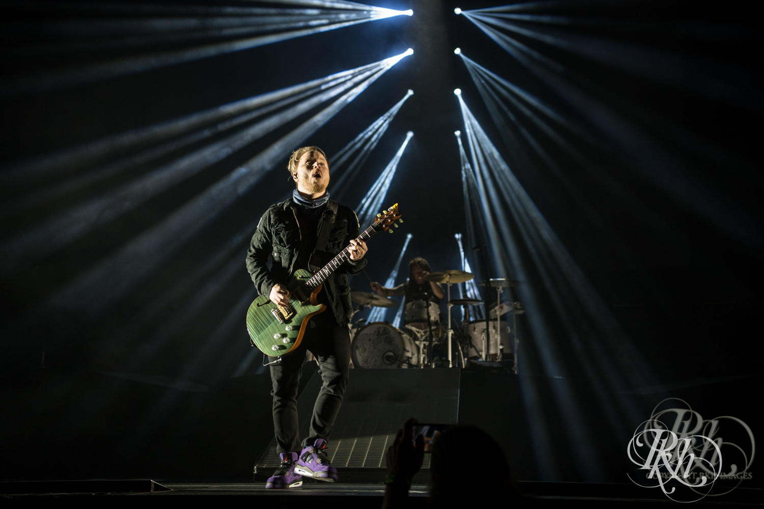 Shinedown - Minnesota Concert Photography - Target Center - Minneapolis - RKH Images (6 of 19).jpg