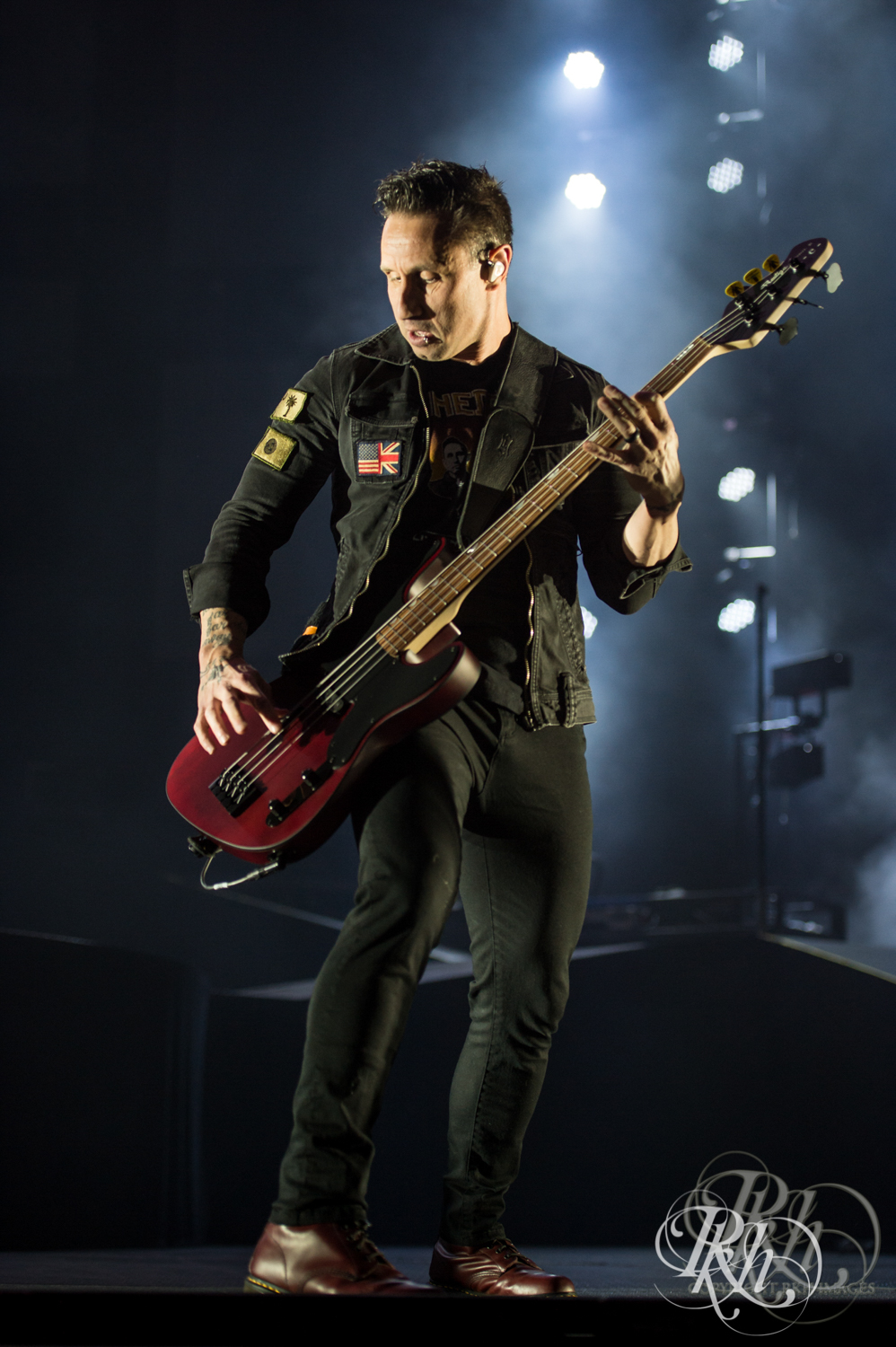 Shinedown - Minnesota Concert Photography - Target Center - Minneapolis - RKH Images (4 of 19).jpg