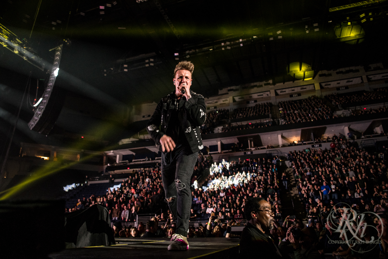 Papa Roach - Minnesota Concert Photography - Target Center - Minneapolis - RKH Images (12 of 16).jpg