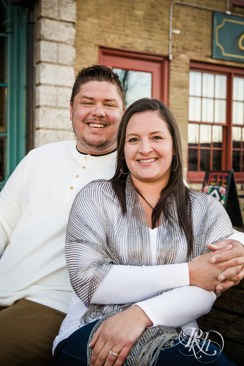 Jolene & Mike - Minnesota Engagement Photography - Sunrise - Stone Arch Bride and St. Anthony Main - RKH Images  (9 of 12).jpg