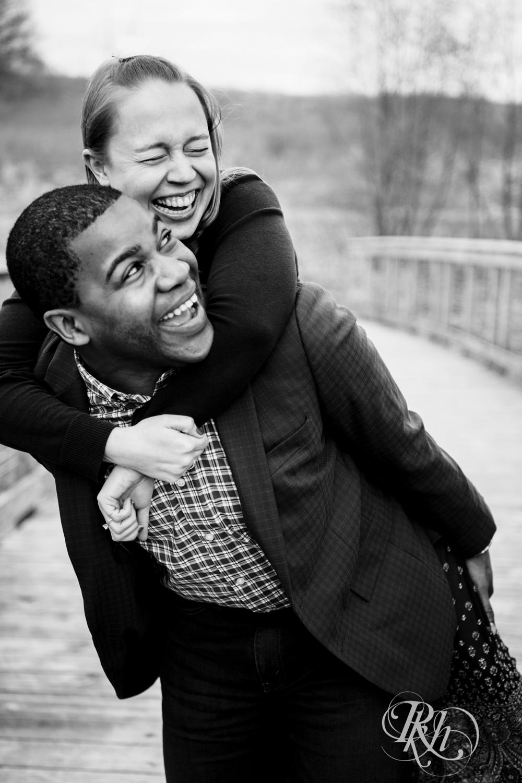Laura and Adekunle - Minnesota Engagement Photography - Lebanon Hills Regional Park - RKH Images  (1 of 14).jpg