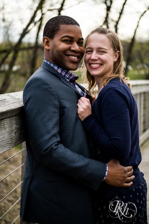 Laura and Adekunle - Minnesota Engagement Photography - Lebanon Hills Regional Park - RKH Images  (3 of 14).jpg