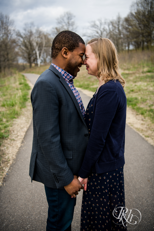 Laura and Adekunle - Minnesota Engagement Photography - Lebanon Hills Regional Park - RKH Images  (4 of 14).jpg