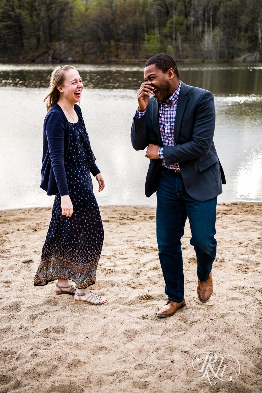 Laura and Adekunle - Minnesota Engagement Photography - Lebanon Hills Regional Park - RKH Images  (8 of 14).jpg