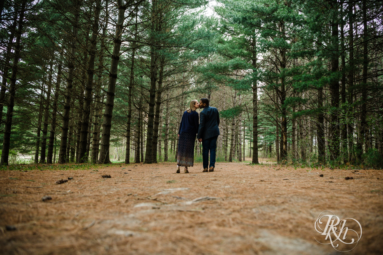 Laura and Adekunle - Minnesota Engagement Photography - Lebanon Hills Regional Park - RKH Images  (11 of 14).jpg