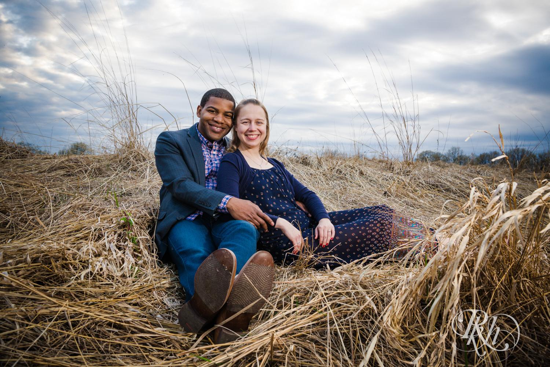 Laura and Adekunle - Minnesota Engagement Photography - Lebanon Hills Regional Park - RKH Images  (12 of 14).jpg
