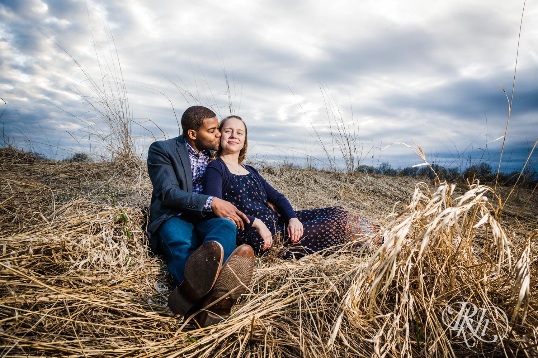 Laura and Adekunle - Minnesota Engagement Photography - Lebanon Hills Regional Park - RKH Images  (13 of 14).jpg