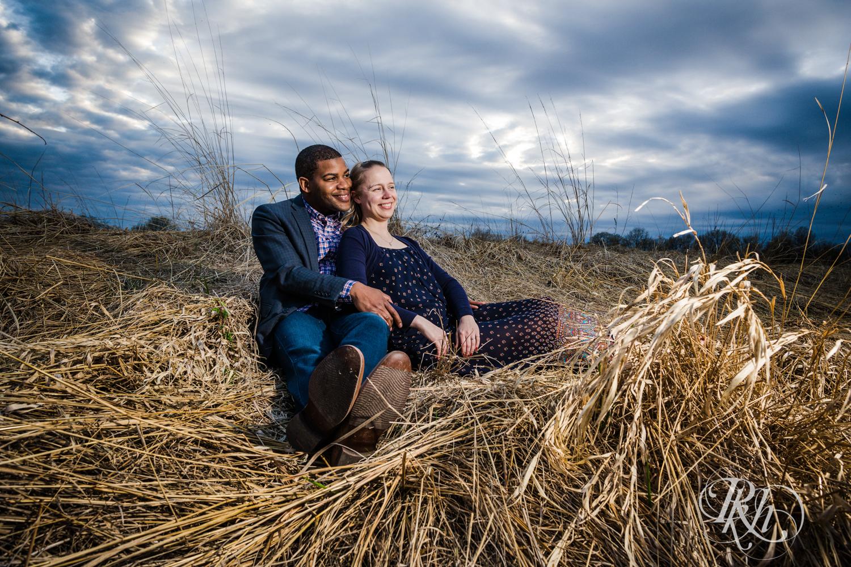 Laura and Adekunle - Minnesota Engagement Photography - Lebanon Hills Regional Park - RKH Images  (14 of 14).jpg