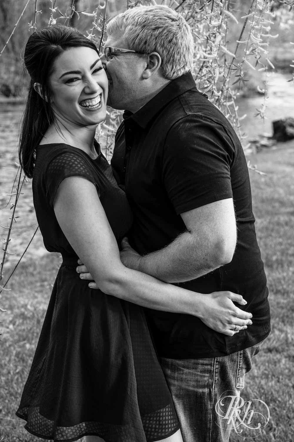 Chelsey & Erik - Minnesota Engagement Photography - Creekside Farm and Events - Rush City - RKH Images  (3 of 18).jpg