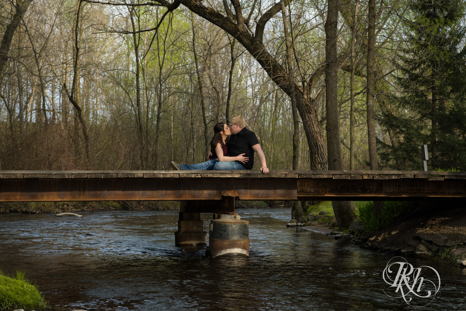 Chelsey & Erik - Minnesota Engagement Photography - Creekside Farm and Events - Rush City - RKH Images  (6 of 18).jpg