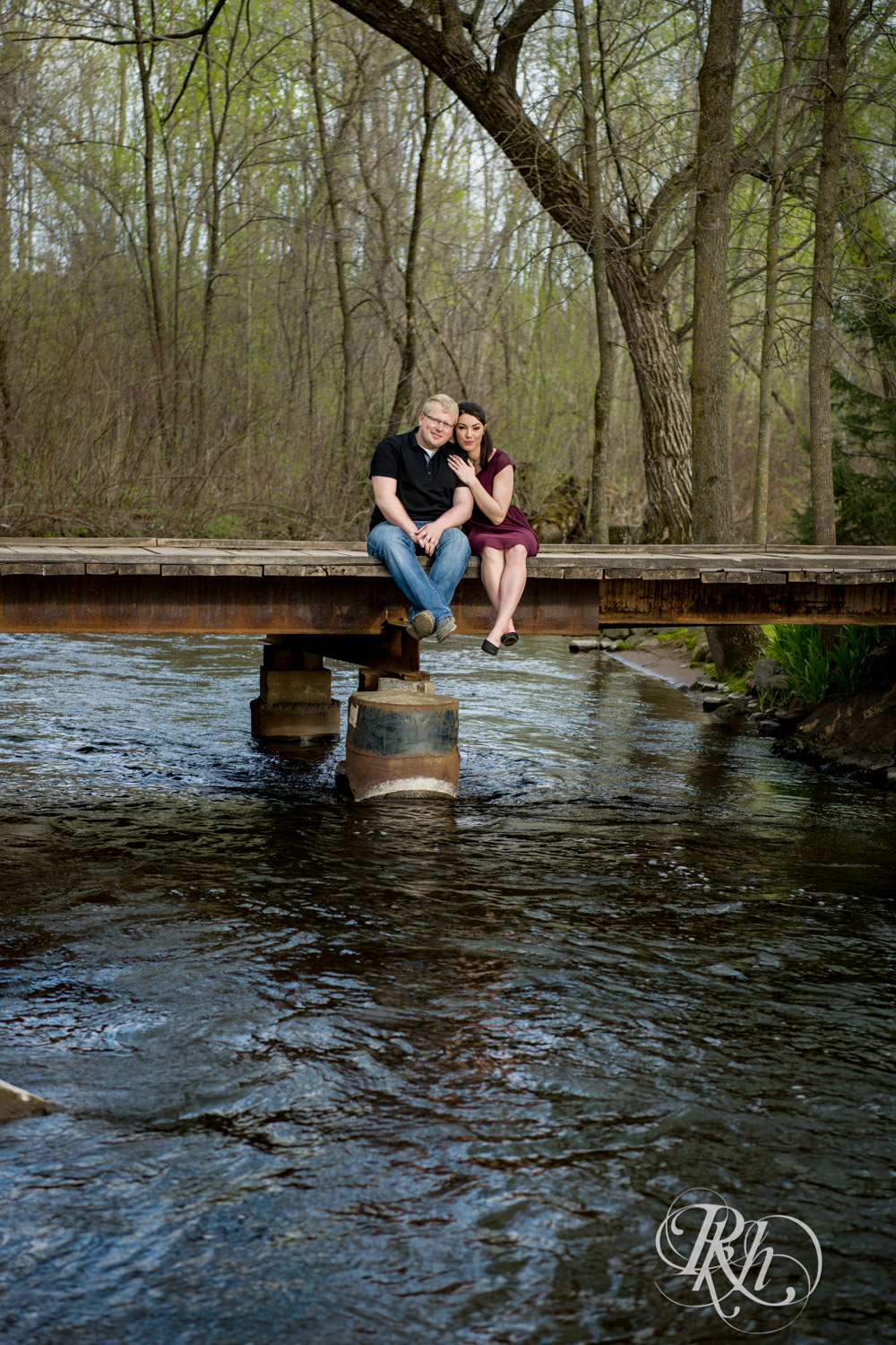 Chelsey & Erik - Minnesota Engagement Photography - Creekside Farm and Events - Rush City - RKH Images  (7 of 18).jpg