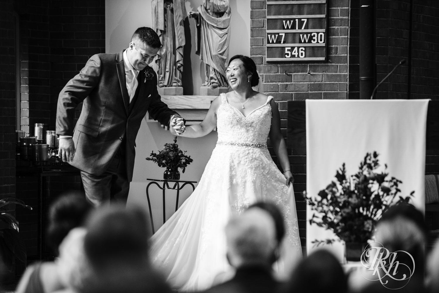 Jana and Paul - Minnesota Wedding Photography - Kellerman's Event Center - RKH Images  (43 of 77).jpg