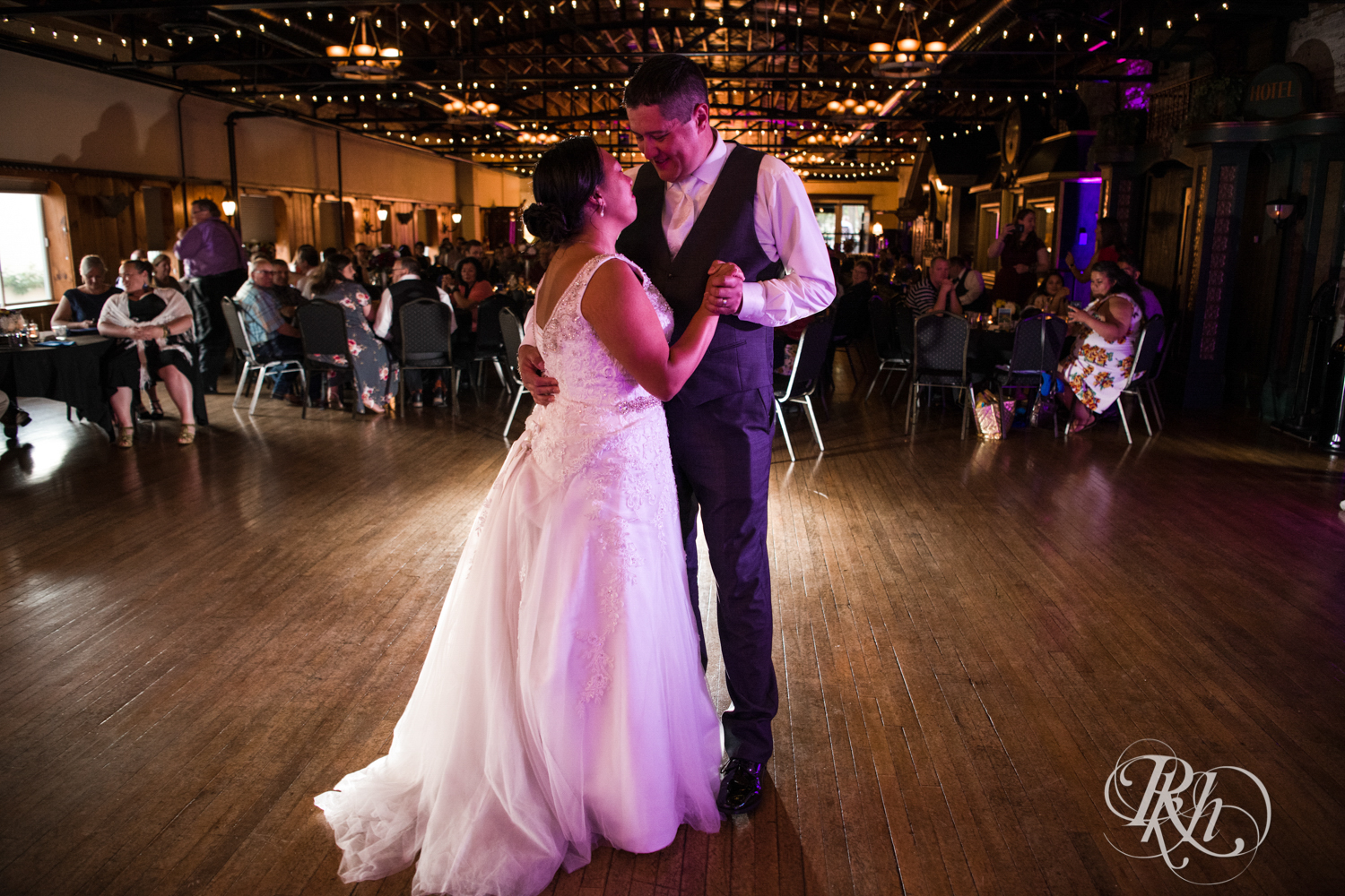 Jana and Paul - Minnesota Wedding Photography - Kellerman's Event Center - RKH Images  (64 of 77).jpg