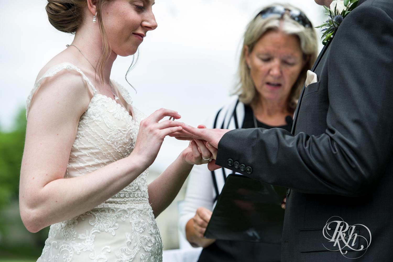 Lauren & Jake - Minnesota Wedding Photography - Oak Glen Golf Course - RKH Images  (30 of 50).jpg
