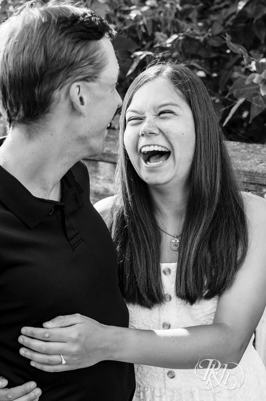 Rachel and Ryan - Minnesota Engagement Photography - Lebanon Hills Regional Park - RKH Images  (2 of 19).jpg