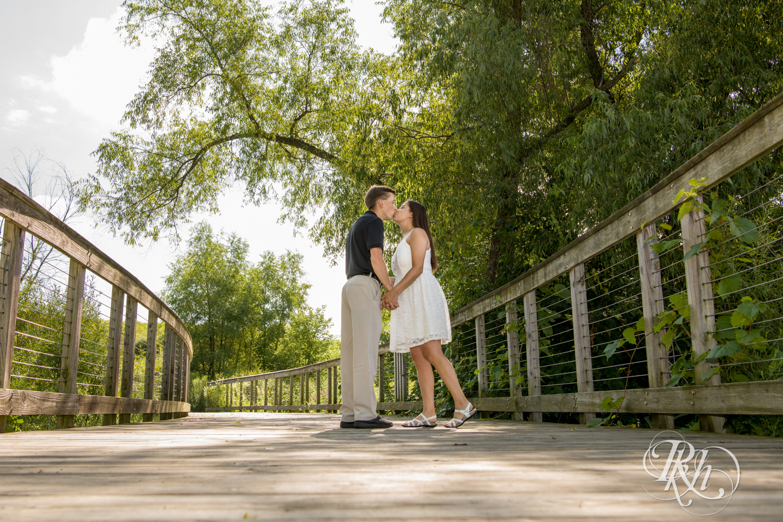 Rachel and Ryan - Minnesota Engagement Photography - Lebanon Hills Regional Park - RKH Images  (3 of 19).jpg