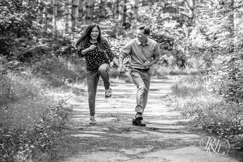 Rachel and Ryan - Minnesota Engagement Photography - Lebanon Hills Regional Park - RKH Images  (11 of 19).jpg