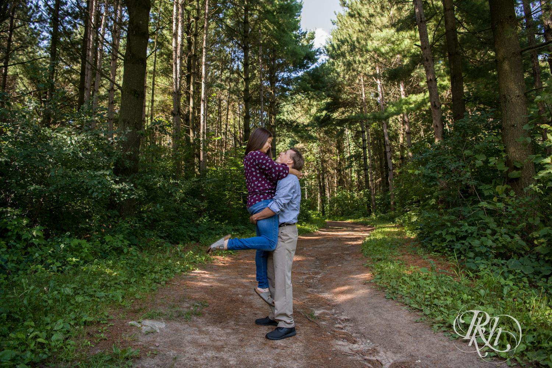 Rachel and Ryan - Minnesota Engagement Photography - Lebanon Hills Regional Park - RKH Images  (16 of 19).jpg