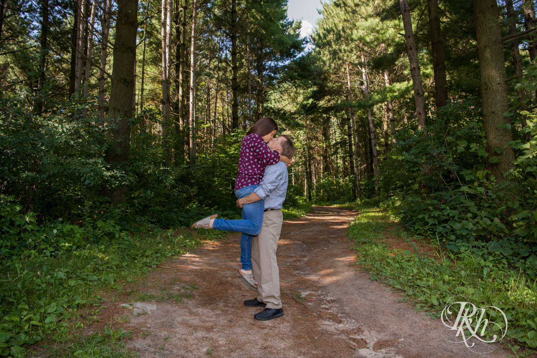 Rachel and Ryan - Minnesota Engagement Photography - Lebanon Hills Regional Park - RKH Images  (17 of 19).jpg