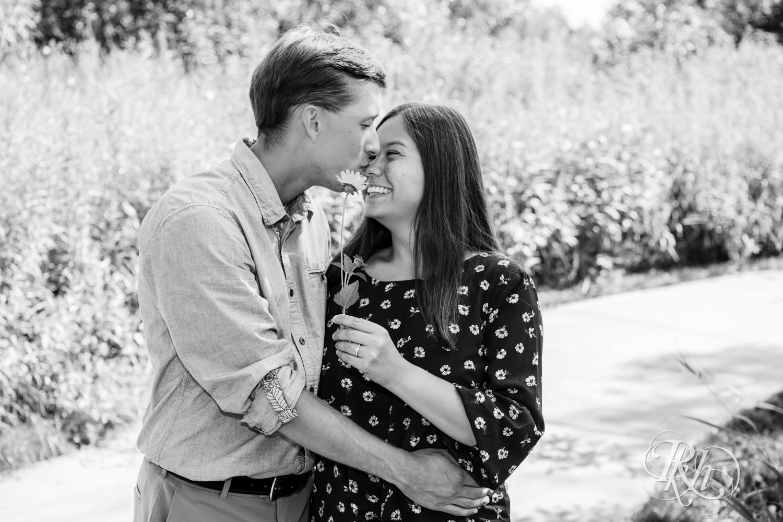 Rachel and Ryan - Minnesota Engagement Photography - Lebanon Hills Regional Park - RKH Images  (19 of 19).jpg