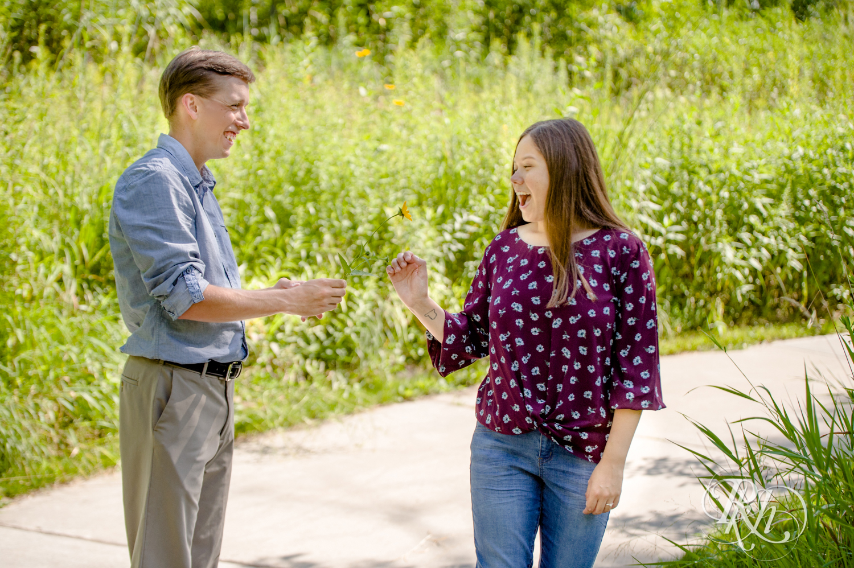 Rachel and Ryan - Minnesota Engagement Photography - Lebanon Hills Regional Park - RKH Images  (18 of 19).jpg